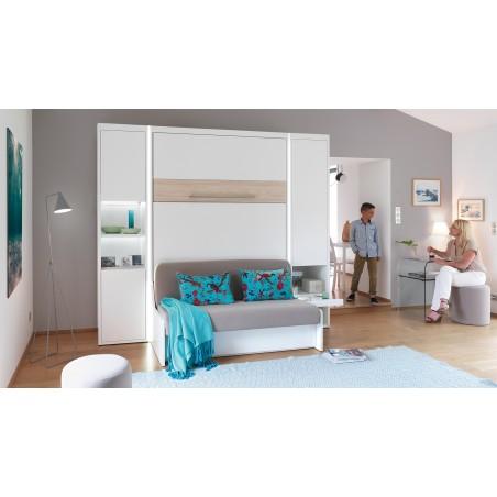 lit escamotable magik une chambre