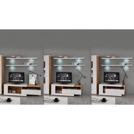 meuble tv extensible vigo meuble