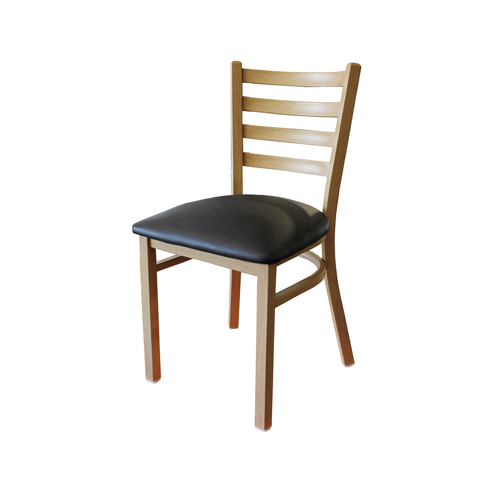 chaise en metal h22