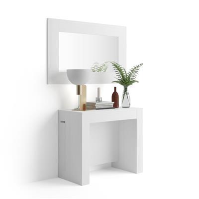 Mesa consola extensible con portaextensiones Easy color