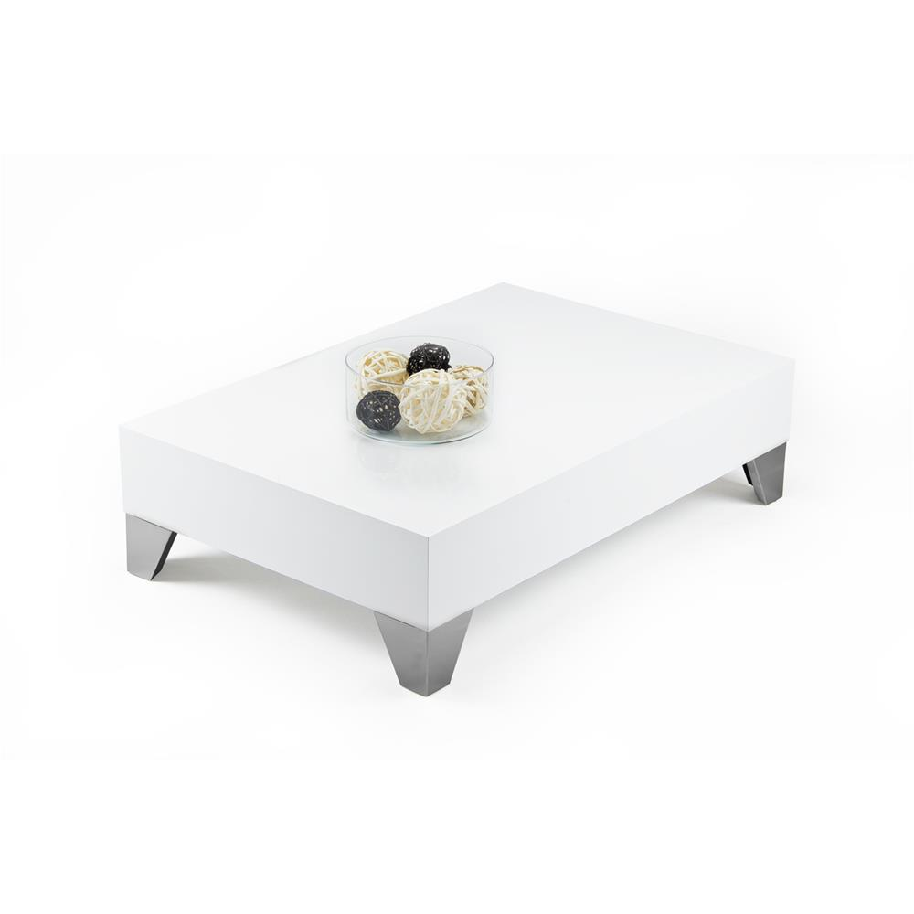 coffee table evolution 90 glossy white