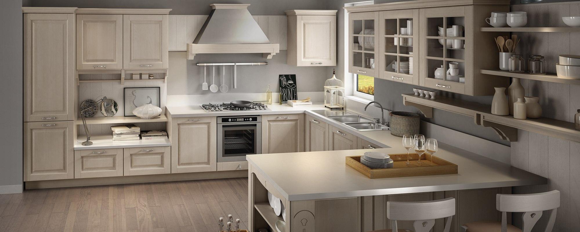 Cucina Stosa Aida - Idee per interni per la casa, il giardino e la ...
