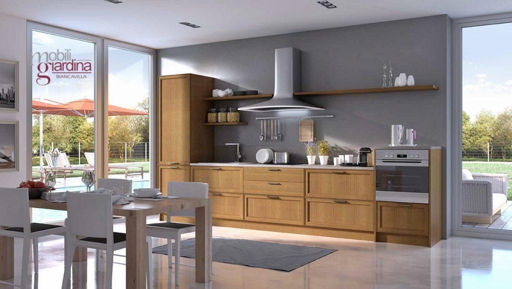 Cucina contemporanea le fablier melograno arredamento a catania per la casa e ufficio mobili - Mobili le fablier cucine ...