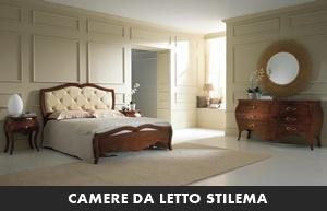 CAMERE DA LETTO STILEMA – Arredamento a Catania per la Casa e ...