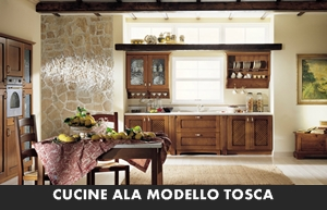 CUCINA CLASSICA ALA TOSCA – Arredamento a Catania per la Casa e ...