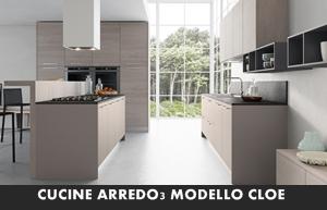 CUCINA ARREDO 3 CLOE – Arredamento a Catania per la Casa e Ufficio ...