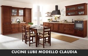 CUCINA CLASSICA LUBE CLAUDIA – Arredamento a Catania per la Casa e ...