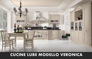 CUCINA CLASSICA LUBE VERONICA – Arredamento a Catania per la Casa e ...