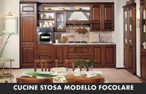 CUCINA CLASSICA STOSA FOCOLARE – Arredamento a Catania per la Casa e ...