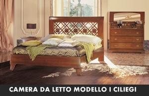 CAMERA DA LETTO LE FABLIER I CILIEGI – Arredamento a Catania per la ...