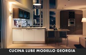 CUCINA LUBE GEORGIA – Arredamento a Catania per la Casa e Ufficio ...