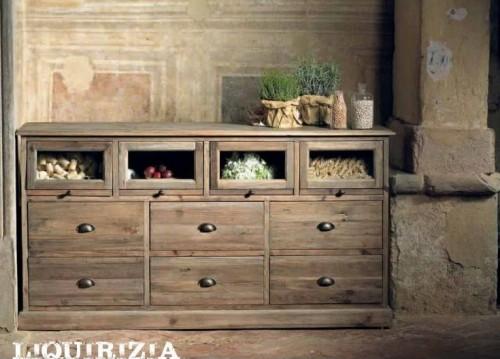 mobili legno riciclato  Mobili Mariani
