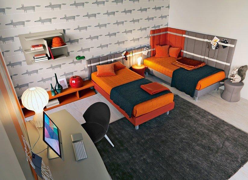 I mobili e armadi per camere da letto matrimoniali di doimo cityline arredano lo spazio con funzionalità, creano un ambiente idoneo al riposo e specchio. Camere Da Letto Per Ragazzi A Roma Doimo City Line Marini Home Design