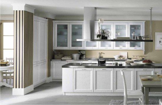 Cucine new classic tra tradizione e tecnologia
