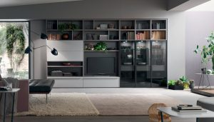 Contemporanee, di super design e moderne sono ideali per arredare con stile ecco perché dovresti valutare la boiserie per le pareti di casa. Pareti Attrezzate Moderne O Classiche In Legno Mobilificio Mirandola
