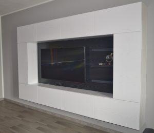 Se vuoi pareti attrezzate moderne per ultimare casa, facci visita: Pareti Attrezzate Moderne O Classiche In Legno Mobilificio Mirandola