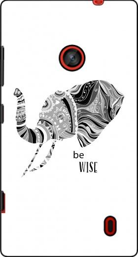 BE WISE Nokia Lumia 635 Hülle