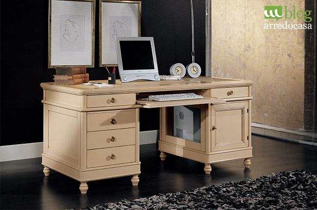 Un arredo ufficio classico capace di trasfondere in un. Mobili Classici Per Ufficio E Studio Professionale Come Sceglierli M Blog