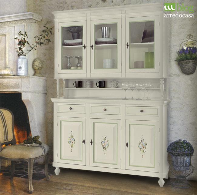 Arredamento shabby per la tua cucina quali mobili scegliere  MBlog