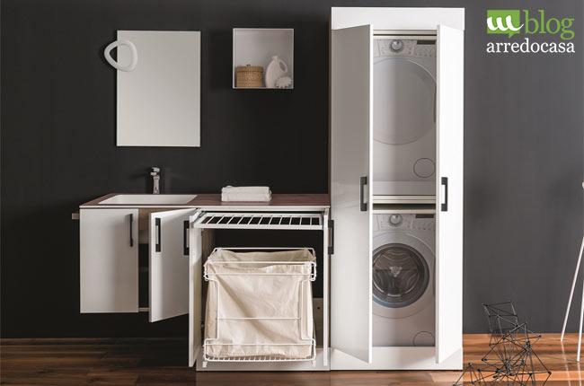 Arredamento lavanderia praticit e organizzazione degli spazi  MBlog