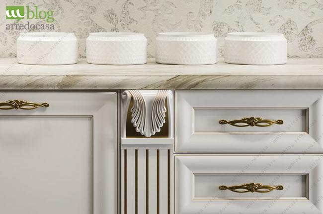 Maniglie e pomoli per cucina come sceglierli nel modo