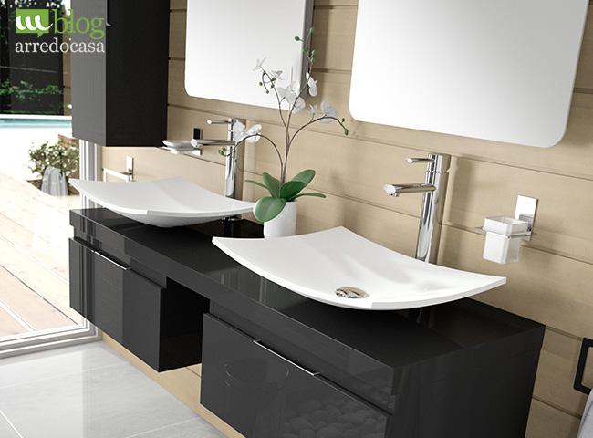 Mobili bagno con doppio lavabo pro e contro  MBlog