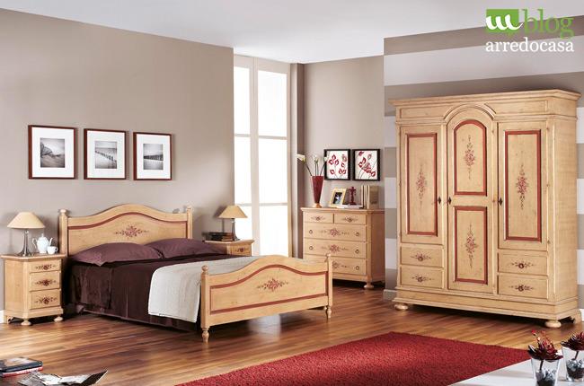 Mobili provenzali per camera da letto come sceglierli  M