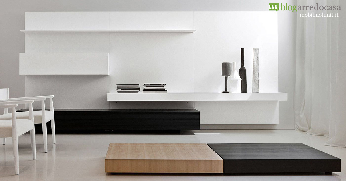Arredamento Minimal Chic perch less is more  MBlog