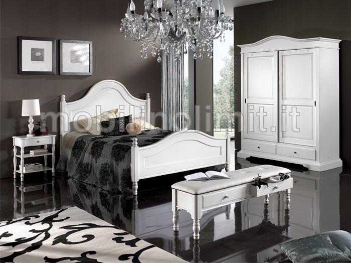 Camera da letto matrimoniale grezzo