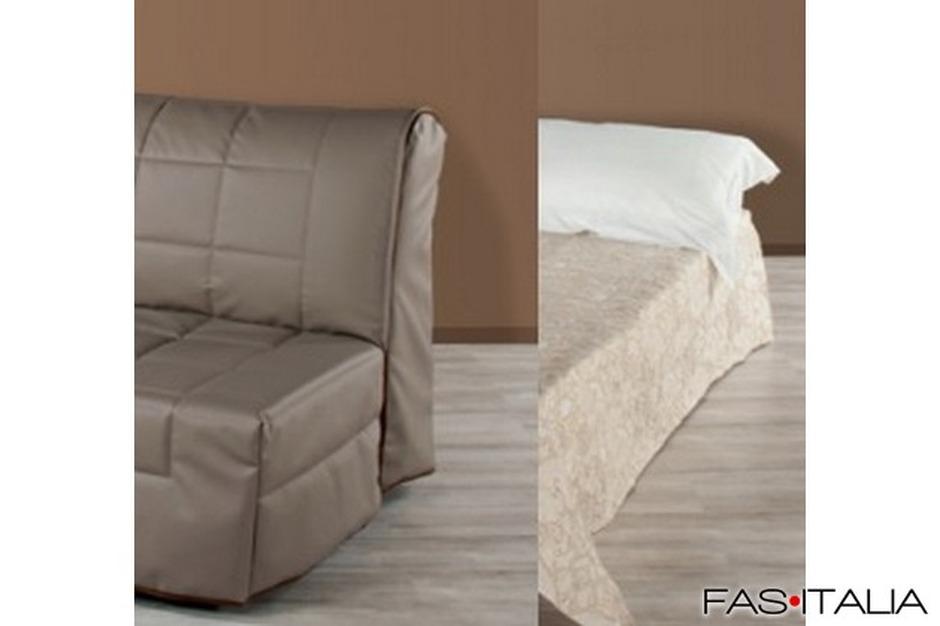 Divanetto letto L 120 cm