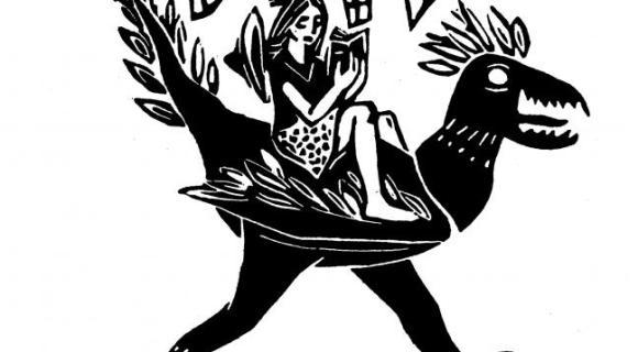 "Sortie De ""La Velociraptora Histrionica"" - Revue Poétique Bilingue"