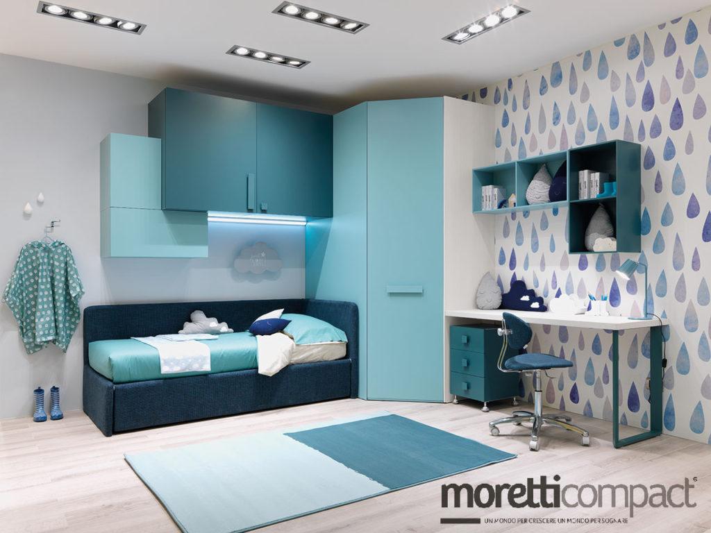 Rivenditore Camerette Moretti Compact