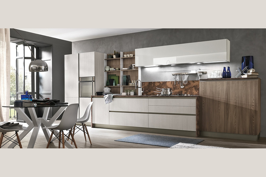 Infinity  Cucine moderne  Mobili Sparaco