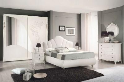 La camera da letto è uno dei luoghi più importanti della nostra vita: Camere Da Letto Classiche Mobili Sparaco