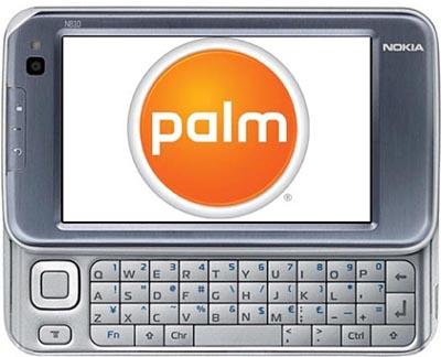 Nokia Palm OS