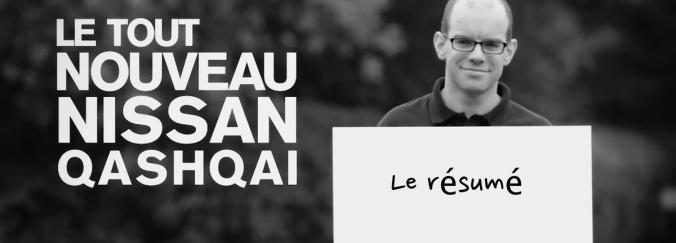 Nouveau qashqai videos