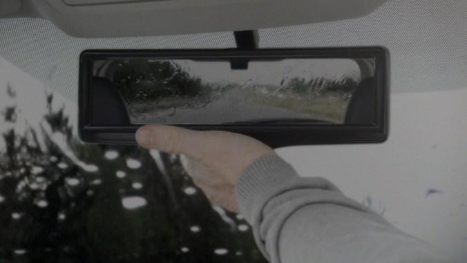 Rétroviseur intelligent Nissan X-TRAIL