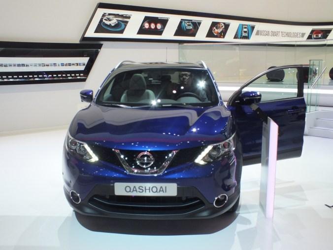 Nissan QASHQAI Genève 2014
