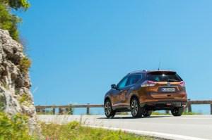 Nissan X-TRAIL Lisbonne 2014