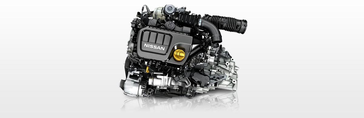 Moteur Nissan DIG-T 163ch