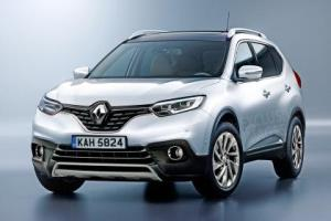Renault SUV 7 places