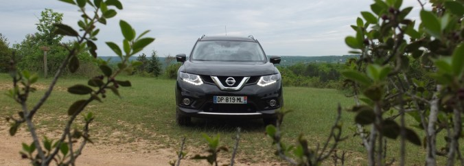 Essai Nissan X-TRAIL 2015