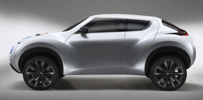 Nissan crossover Z