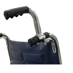 Wheelchair Grips Wedding Chair Covers Edmonton Hand Grip Extensions Increase Push Handle Height Raise The Of Handles