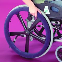 Wheelchair Grips How Much Fabric Do I Need For A Chair Awesome Grip Hand Rim Covers
