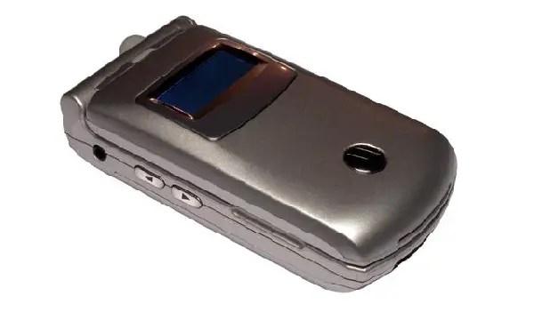 Motorola T720 closed