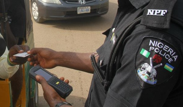 nigeria police phone search