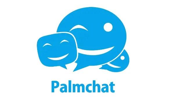 PalmChat logo