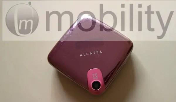 alcatel ot 808 closed