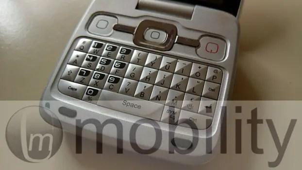alcatel ot 808 keyboard